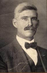 William E. Robinson, Mars Hill, ca. 1910