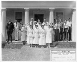 Quoddy Hospital, 1936