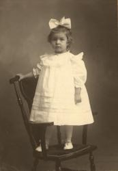 Ruth Antoinette Chaplin, Bridgton,  1907