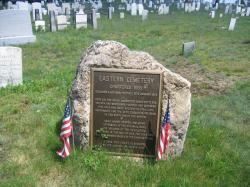 Eastern Cemetery, 2004