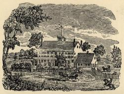 The Verandah Hotel on Martin's Point, 1874