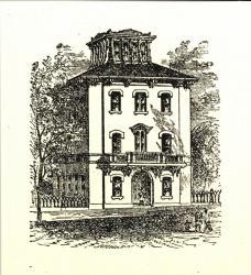Old Portland Academy, ca. 1860
