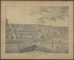 Slopes of Munjoy Hill, Portland, 1840s