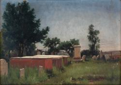 Graves of the Captains, Portland, 1876