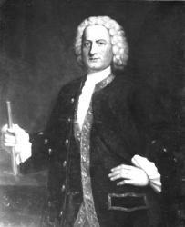Lieut. General William Pepperrell, ca. 1740