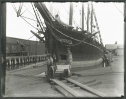 Schooner Viking, ca. 1885