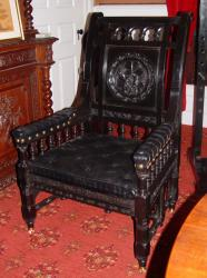 The Chestnut Chair