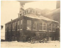 Eastern Maine General Hospital Laundry Building in 1923