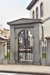 Gate of the Touro Synagogue