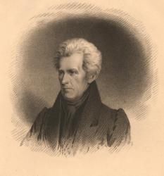 Andrew Jackson, ca. 1840