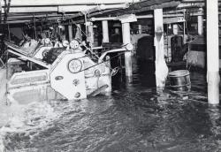Flooding of the Worumbo Mill, Lisbon Falls, 1936