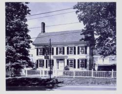 Harriet Beecher Stowe House, Brunswick, ca. 1960
