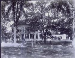 Stowe house, Brunswick, ca. 1905