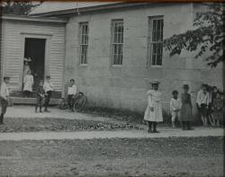 Village School, Fryeburg, ca. 1900