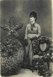 Lillian Nordica, 1878