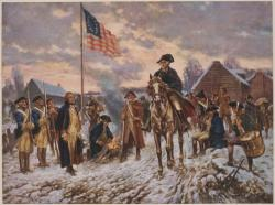 Washington at Valley Forge