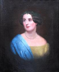 Elizabeth Oakes Smith, ca. 1851