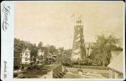 Portland Observatory, Portland, ca. 1900