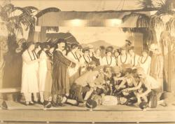 Pirates of Penzance, Ricker Classical Institute, Houlton, 1926