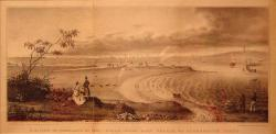 Panorama, S.E. View of Portland in 1832