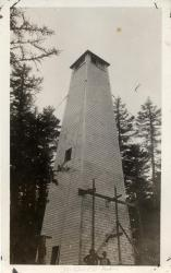 Looking Out: Maine's Fire Towers