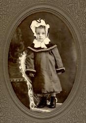 Walter Andrew Monson, Woodland, ca. 1906