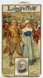 Evangeline calendar, 1904