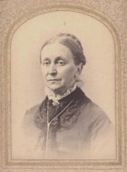 Margaret Dennison Dillingham, Freeport, ca. 1870