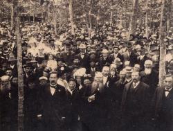 30th Anniversary Celebration, New Sweden, 1900