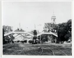 GAR encampment, Portland, 1887