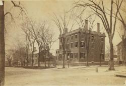 Dunlap house, Portland, ca. 1880