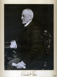 Charles W. Eliot, Mount Desert, 1904