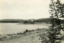 Manchester Point, Northeast Harbor, ca. 1945