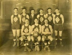 Northeast Harbor Basketball Team, ca. 1921