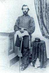Captain Black Hawk Putnam, Houlton, ca. 1861