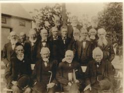 Remarkable Old Men of Alfred, 1903