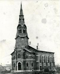 Pavilion Congregational Church, Biddeford, 1870