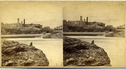 Cabot Manufacturing Co., Brunswick, ca. 1900