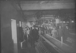 Pepperell Workers, Biddeford, ca. 1900