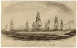 A Naval Disaster: The Penobscot Expedition