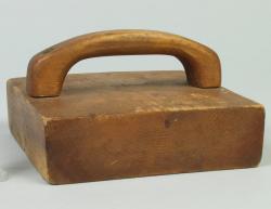 Penobscot handkerchief block, 1907