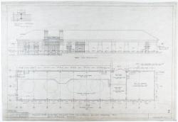 Skowhegan Power Plant plan, 1920