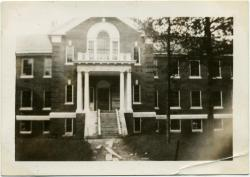 Vosburgh Hall, Pownal State School, ca. 1937