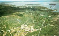 The Roscoe B. Jackson Memorial Laboratory, Bar Harbor, ca. 1960