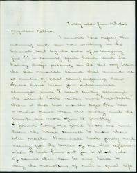 J.M. Brown to sister from South Carolina, 1864