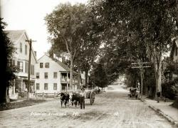 Main Street, Limerick, ca. 1915