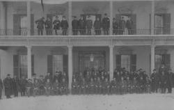 Civil War Veterans Reunion, ca. 1880