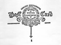Eastern Illustrating Co. logo, Belfast