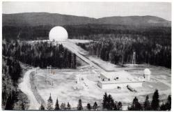 Bell Telephone Earth Station, Andover, 1962