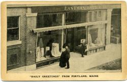 Eastman Bros. & Bancroft Department Store, Portland, ca. 1910